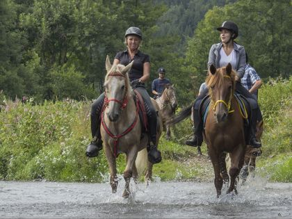 Paardrijden in Durbuy