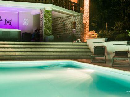 maison de vacances avec spa à louer - Villa Faro Durbuy