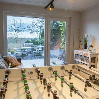 villa Faro Durbuy suites vakantiewoning met zwembad, sauna en jacuzzi
