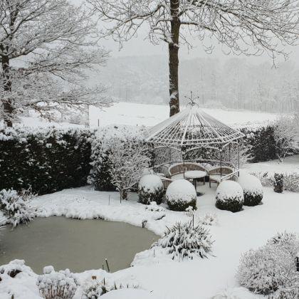 wellness in de winter - Villa Faro Durbuy